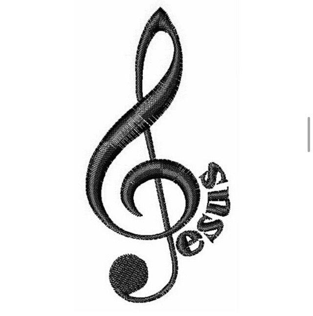 Jesus Musical Note