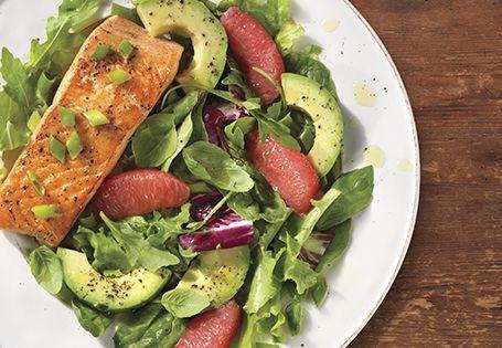 Fresh salad ideas for a healthier new year.