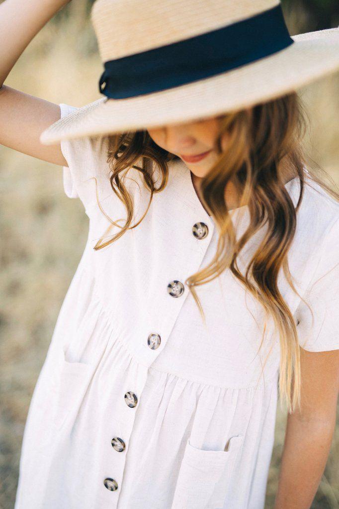 059a1706562a Mini Esmae Button Dress