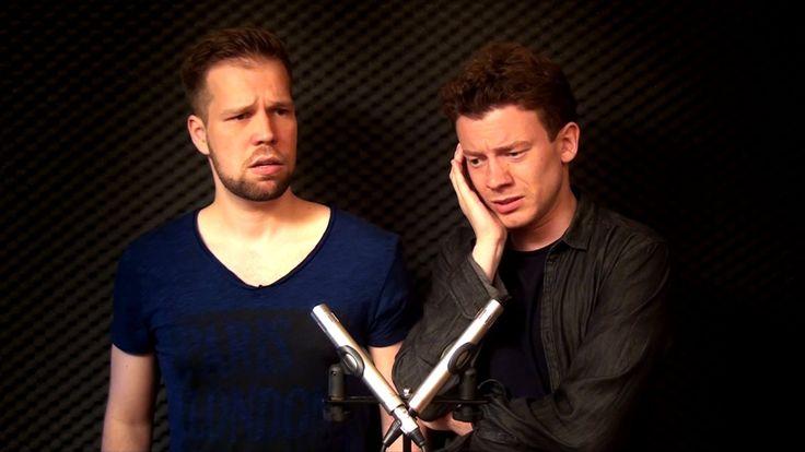 Jarek Kozielski i Krzysztof Szczepaniak - Och, jak źle! (Agony) Studio Accantus
