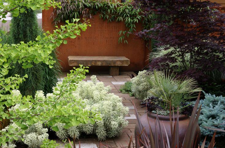 Mosaic Gardens Wendover Project Coos Bay Mosaic Garden Small Gardens Garden Landscape Design