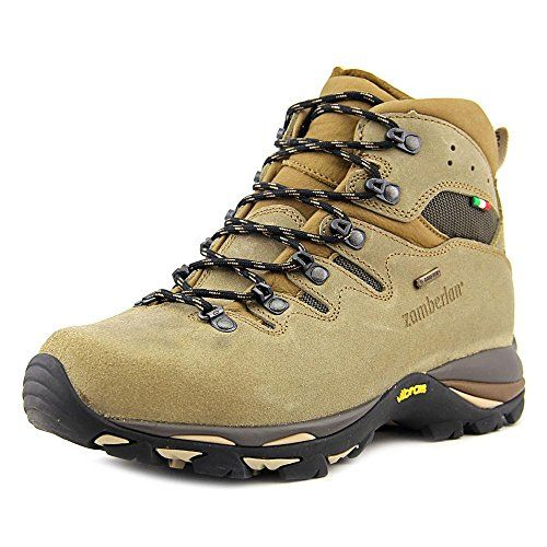 Women's Zamberlan Gear GTX Waterproof Hiking Boots, Truffle, 8.5B >>> Check out this great product.
