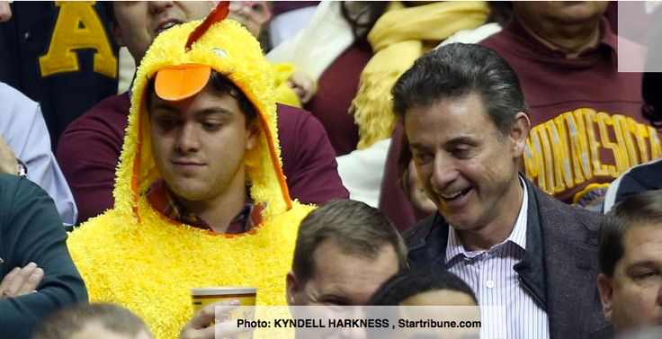 What did Rick Pitino, coach of the reigning NCAA champion Louisville Cardinals, do at a recent Minnesota Golden Gopher basketball game that is an example for every day dads like you and me?  Learning From Rick Pitino's Example - DadPad