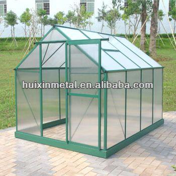 2013 halls popular green frame green house for sale $190~$248