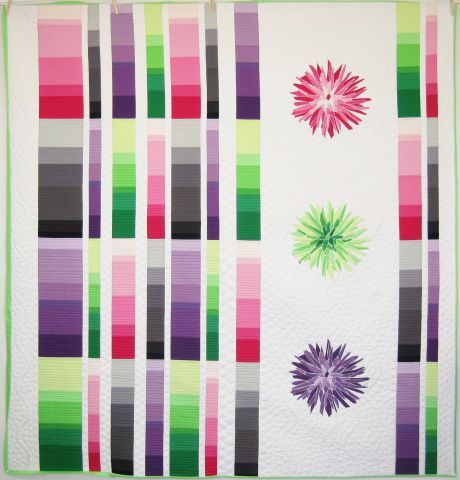 Bloom Pattern and kit available at The Apple Basket