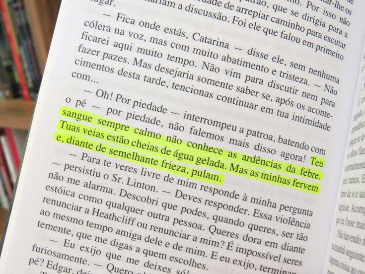 quote trecho livro morro dos ventos uivantes mademoiselle loves books
