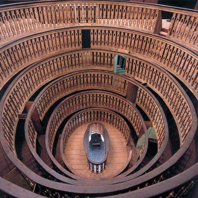 Padua, Italy's Anatomy Theatre