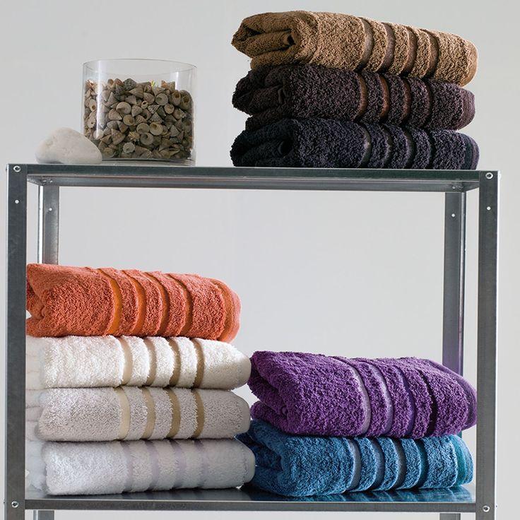 Πετσέτες Μπάνιου σε πολλά χρώματα,100% Cotton, 620gr/m²   Διάσταση πετσέτας 50x100cm.
