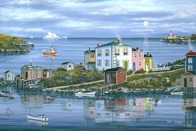 Newfoundland Art - Ben Gillard Gallery