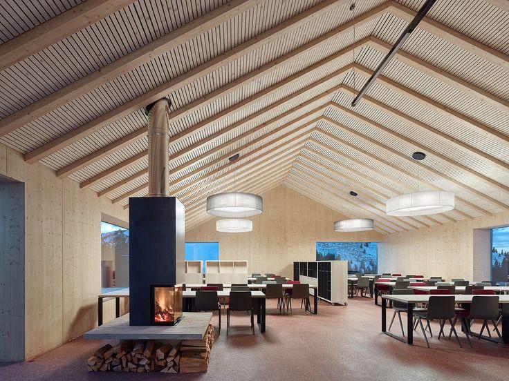Gallery of Alpine Restaurant Schmiedhof Alm / ARSP - 12