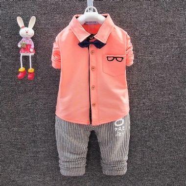 Conjunto Bebe Menino Luxo Baby Boy Social Style