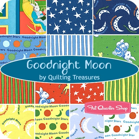@Marcia Hansen this should be your first quilt!!!!! Baby needs this at Grammy's I think!  Goodnight Moon Fat Quarter Bundle Quilting Treasures - Fat Quarter ShopBaby Quilts, Goodnight Moon, Fat Quarters, Baby Needs, Moon Baby, Bundle Quilt, Moon Fat, Baby Gift, Quarter Bundle