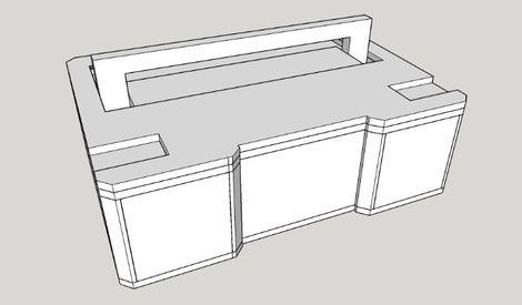 Petit réalisation sur sketchup d'une boite festool, je pence en réaliser une en test. Si c'est pas trop long et que le résultat est correct voudrait en faire plusieurs (idée cadeau de noël...). Je suis...