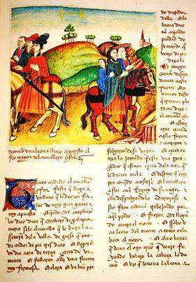 Medieval Spanish literature - Wikipedia, the free encyclopedia