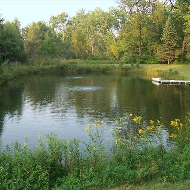 12 best fish habitat images on pinterest conservation for Bass pond construction