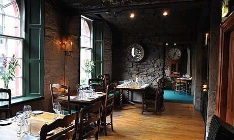 The Grain Store When eating out in Edinburgh it's not unreasonable to expect the very best Scottish meat and fish. The Grain Store consistently delivers, with its venison, beef and lamb never failing to impress. The upstairs setting sums up all that is great about Edinburgh: an intimate dining room, moody lighting, bare-brick walls and views of picture-perfect Victoria Street. The three-course lunch for £15 has been running for a long time and offers superb value.