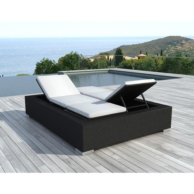les 14 meilleures images du tableau bains de soleil sur pinterest bain de soleil design. Black Bedroom Furniture Sets. Home Design Ideas