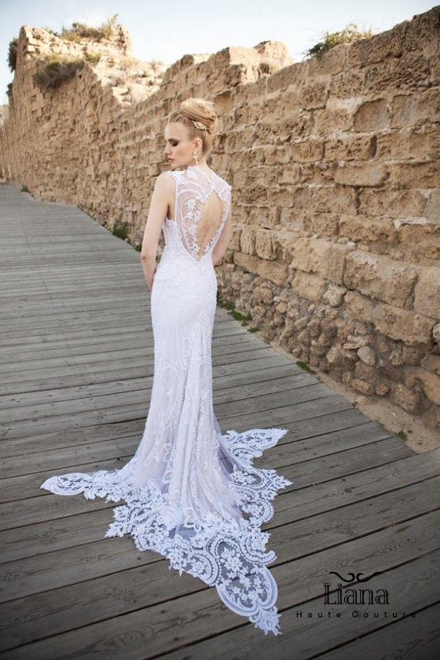 Liana Haute Couture 2014/2015 Wedding Gowns picture