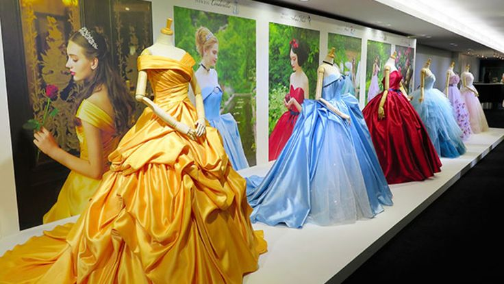 Fairy Tales Come True with These Disney Princess Wedding Gowns