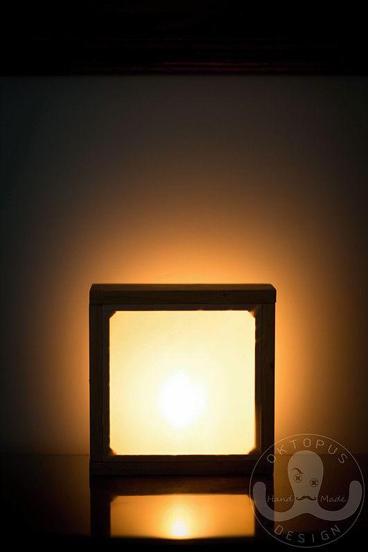 Light Box. Serenity lamp.