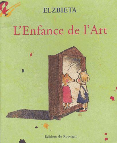 L'Enfance de l'Art dans les BU : http://scd-catalogue.univ-brest.fr/F?func=find-b&find_code=ISN&request=9782841566594