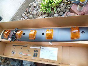 Hummer H3 Roof Light Bar Lamp Original Gm Part New