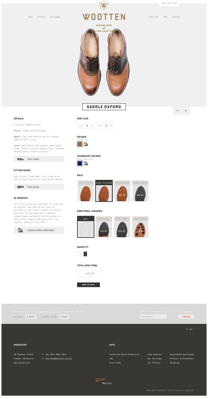 http://wootten.com.au/shop/saddle-oxford/