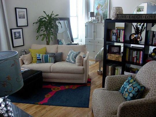 Studio Apartment Colors