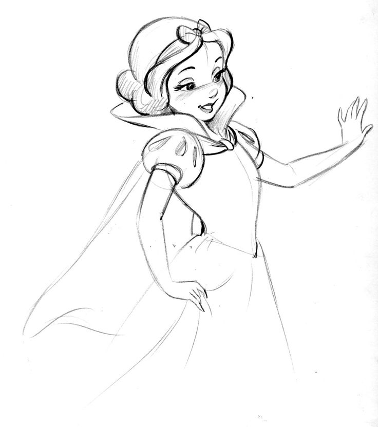 Snow White, by Steve Thompson