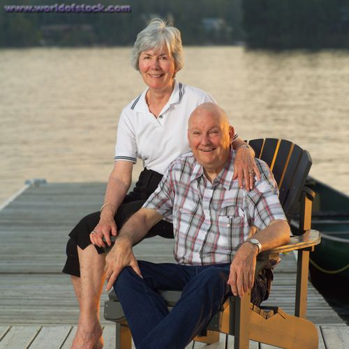 elderly couple photography poses | Stock Photo titled: Elderly Man And Woman Together, unlicensed use ...