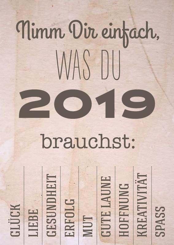 neujahrswünsche 2018 zum
