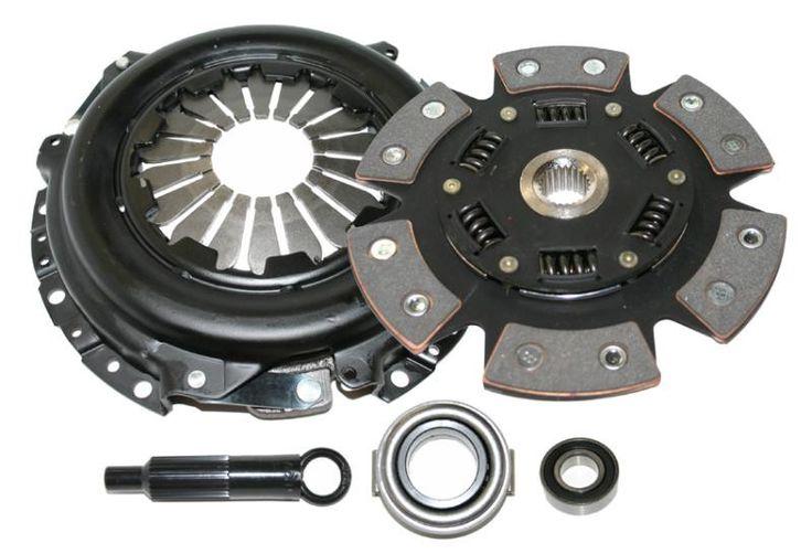 Comp Clutch 2002-2011 Honda Civic Si 2.0L Stage 1 - Gravity Clutch Kit (6Spd Trans)