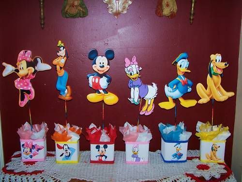 17 best ideas about mickey mouse centerpiece on pinterest