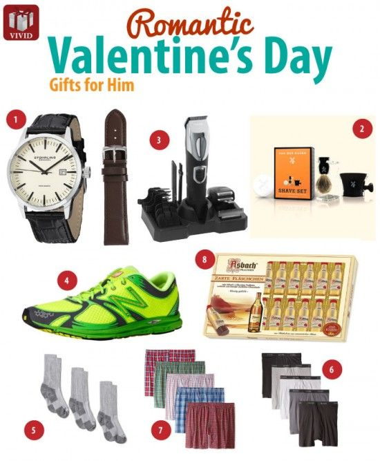Romantic valentines day gift ideas for husband gifts for for Valentines day gifts for him ideas