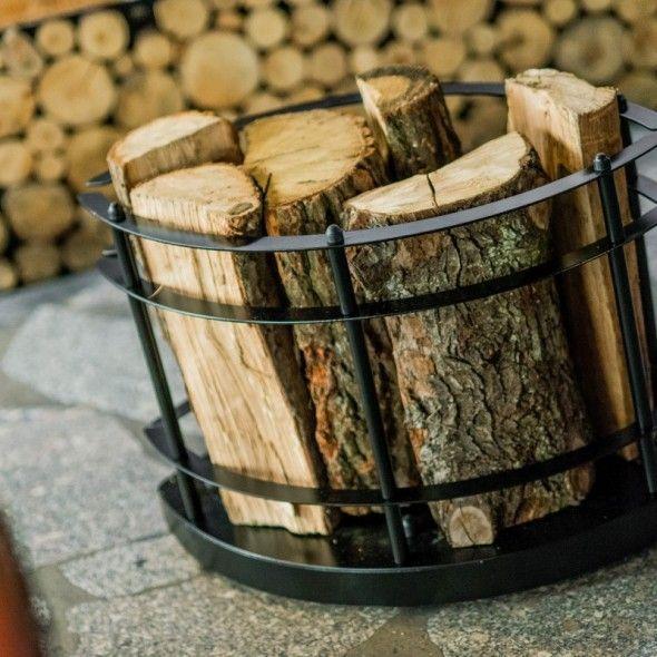 Ferrus- mobilne stojaki i wózki na drewno kominkowe | Ferrus Morka