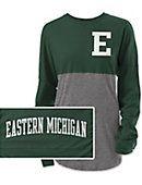 League®Eastern Michigan University Eagles Women's Ra Ra T-Shirt