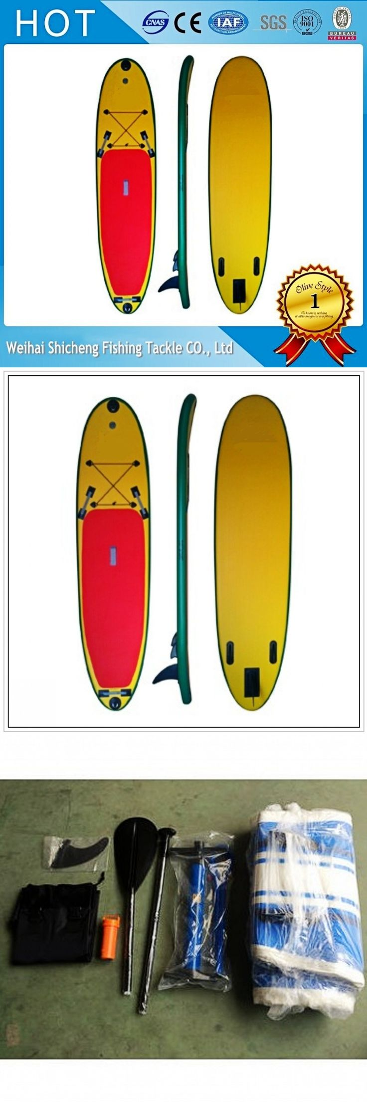 "Best Selling 11'6"" Shicheng Sups 4''thickness Inflatable Sup boards Inflatable Stand up Paddle Board with Standard Accessories"