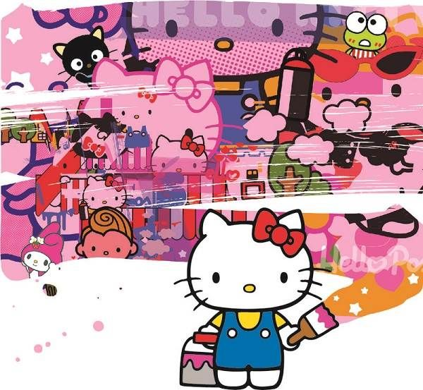 Hello Kitty December Pictures