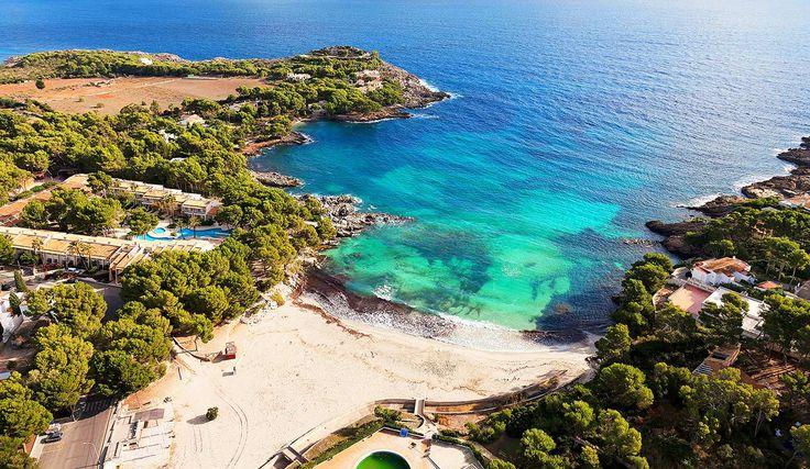 "Strand ""Font de sa Cala"" bei Capdepera im Osten von Mallorca"