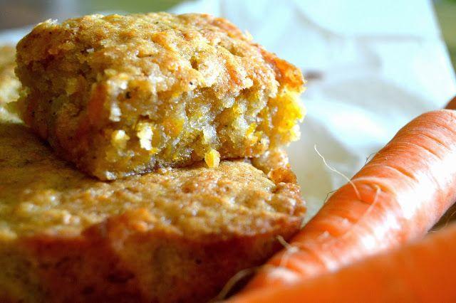 Mrkvový koláč s jablečným pyré