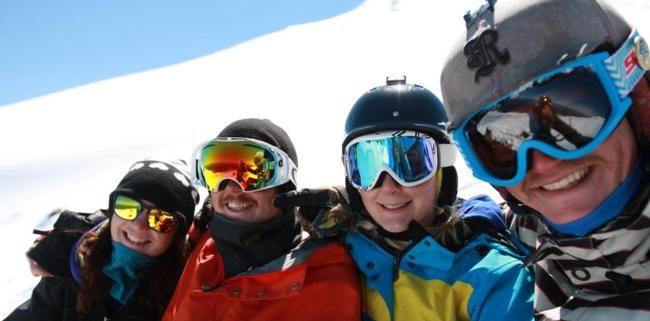Winter Ski Ruapehu