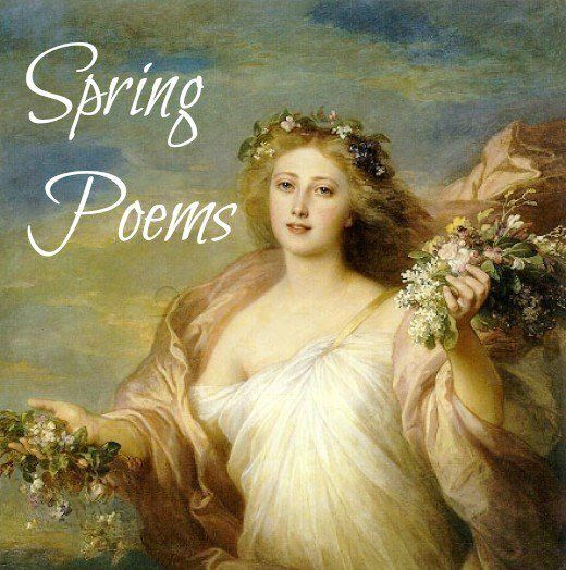 Read 60 Spring Poems, with the best new and famous poems about spring, spring poems for kids, spring haikus, spring poem videos, & spring season illustrations.