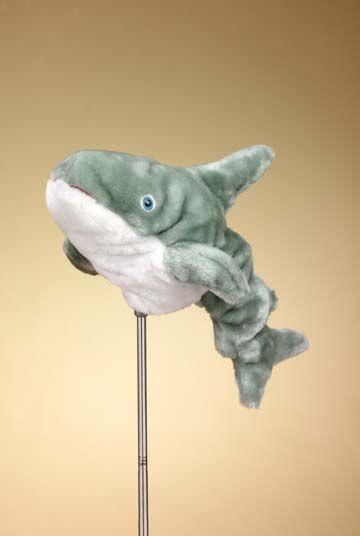 Shark Golf Head Cover - Animal Head Covers | All Kids Golf Clubs, $19.95