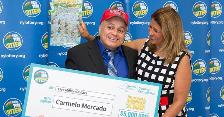 Bombeiro que atuou no 11 de Setembro ganha milhões na loteria