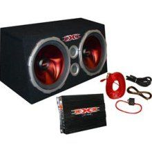 A sound system for my car; subs amp, speakers.