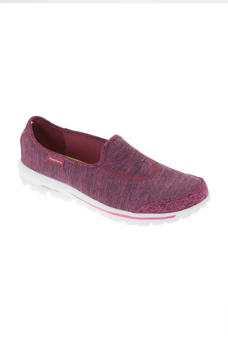 Skechers Go Walk Interval Shoe - Womens Flats at Birdsnest Online