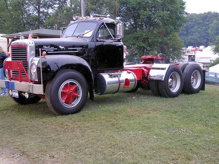 -MACK B MODEL - Truck Vintage - FarmHub Australia
