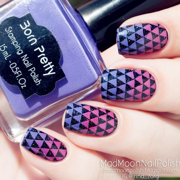 Best Nail Polish For Stamping Art