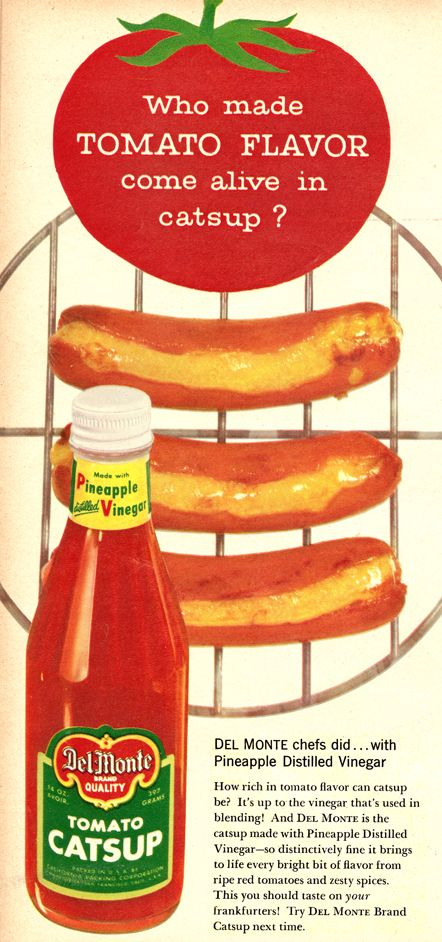 7/16/14  10:04a Del Monte  Catsup and Hot Dogs