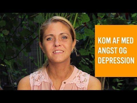 Kom af med angst, depression og socialfobi naturligt 10 min